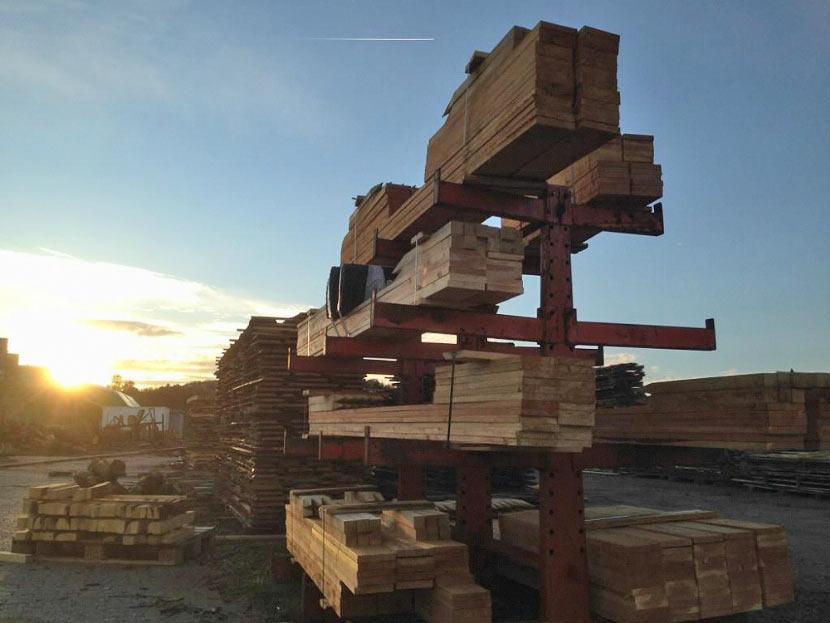 Højbede i douglas eller lærk | Ny Fillerup Savværk, Odder