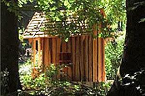legehus i kalmarbrædder til haven